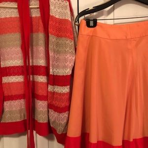 Limited Skirt and Cardigan Bundle